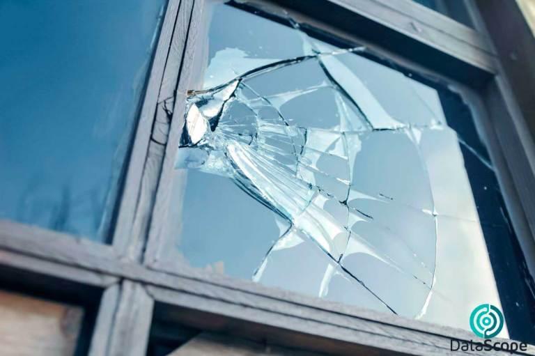 ventana rota