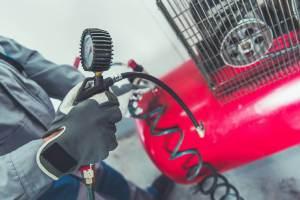 mantenimiento compresor aire