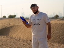 pH Top by Khabib Nurmagomedov Alkaline Water designed to increase endurance and stimulate physical activity