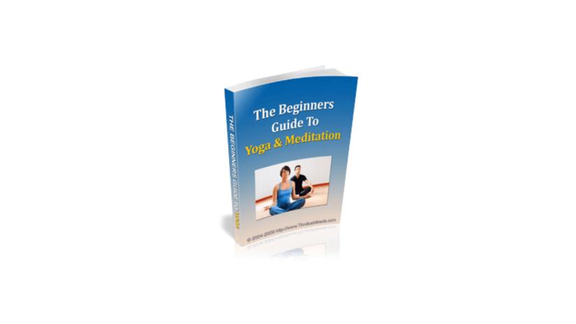 TMJ No More guide Bonuses-The Beginner Book To Yoga & Meditation