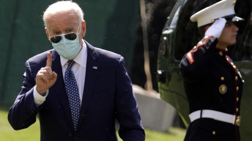 Biden Invests $2.1 Billion In Infection Control