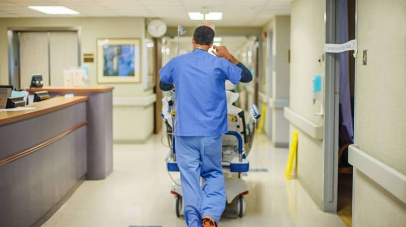 COVID Cases Forcing Hospitals To Limit Treatment