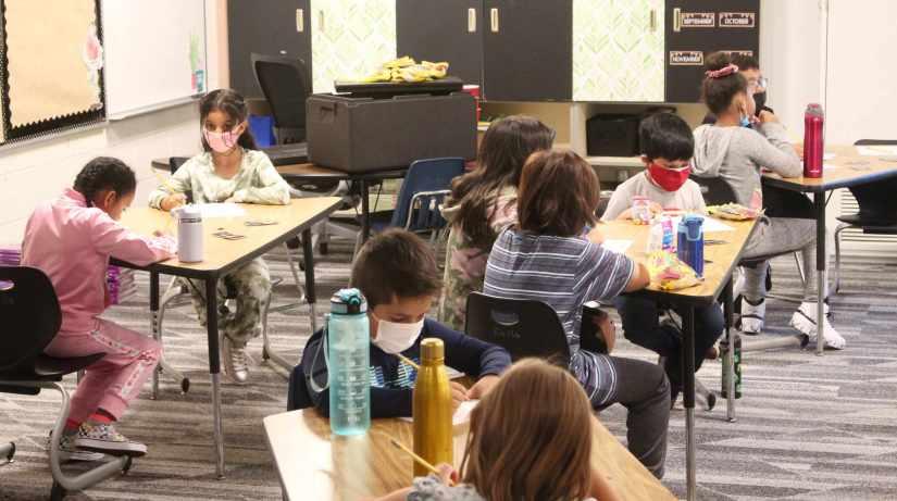 First Florida School District Gets US Cash For Virus Mask Vote