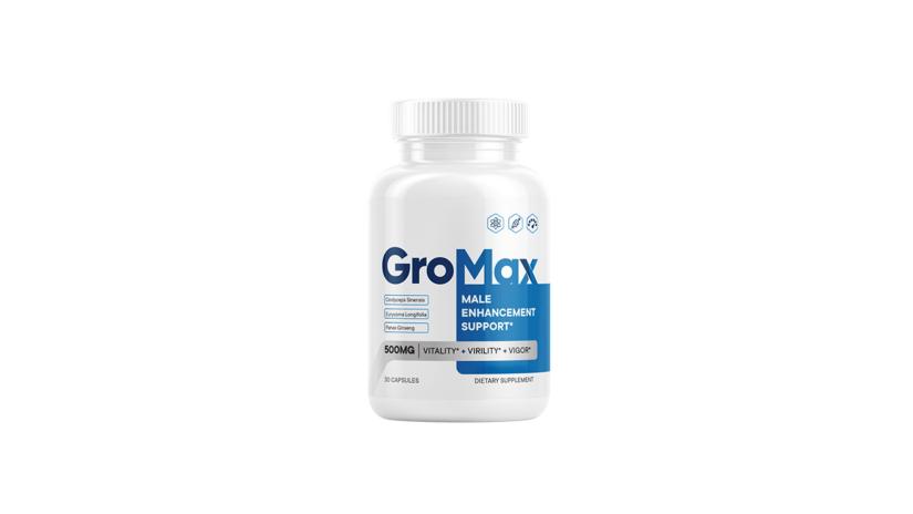 GroMax Male Enhancement Reviews