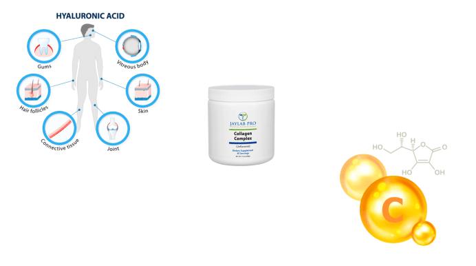 Jaylab Pro Collagen Complex Ingredients