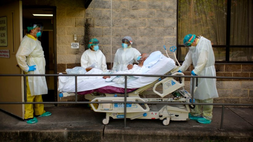 Moderna Executive Says Pandemic Could End In A Year