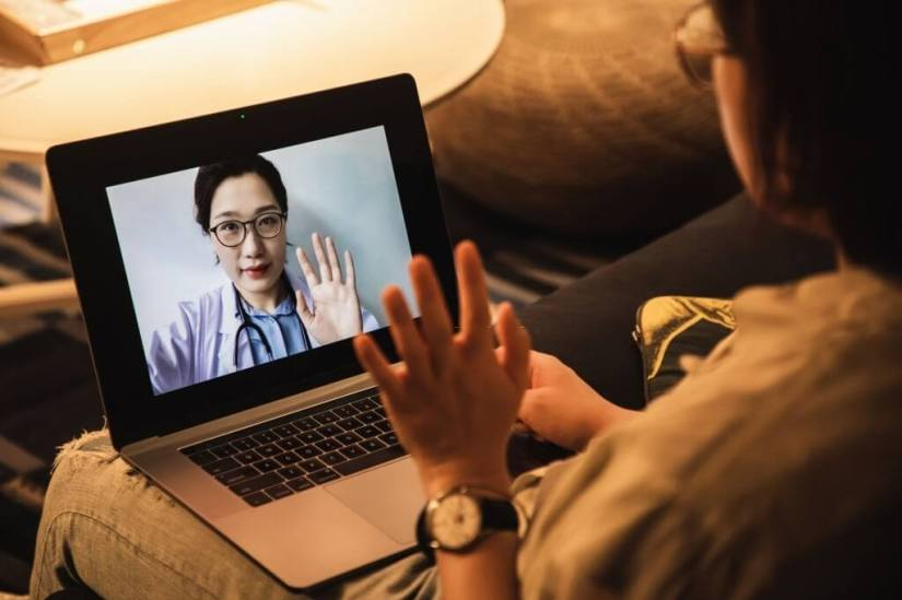 Pandemic Pivot To Telehealth by Patients, Physicians