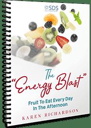 Sonu's Diabetes Secret Bonuses-The Energy Blast