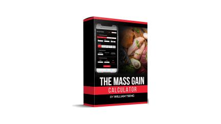 The mass gain calculator