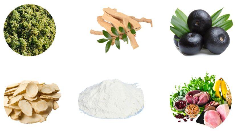 Flexoton Ingredients