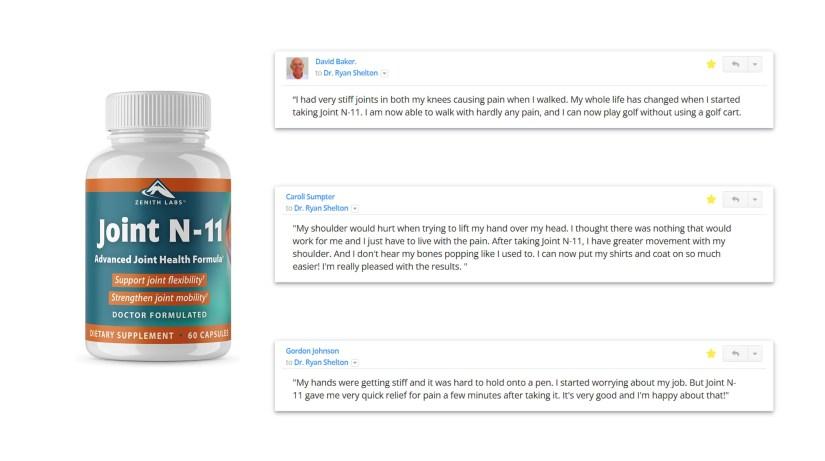 Joint N11 customer reviews