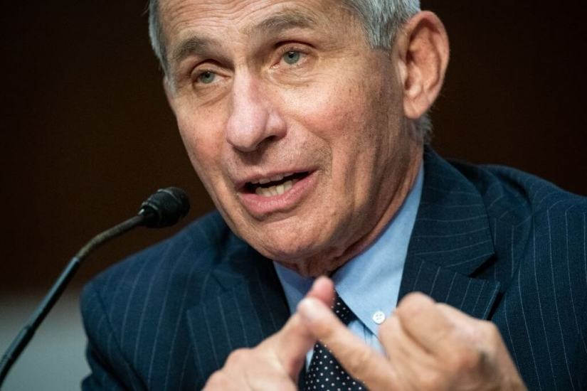 The US Is Turning A Corner In Its Fight Against Covid-19, Fauci Says