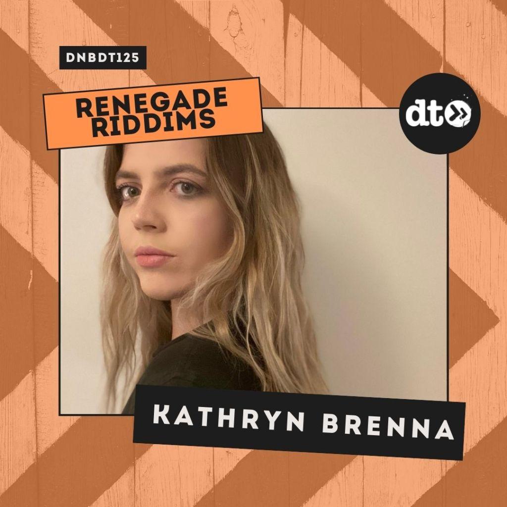 Kathryn Brenna Renegade Riddims artwork