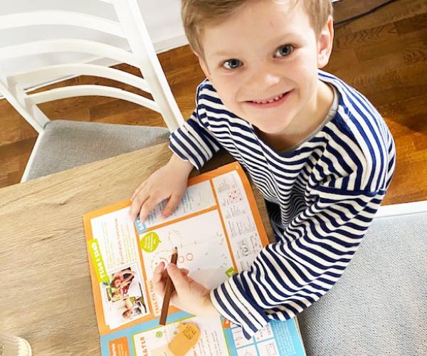 Aktivitetshefte for barn