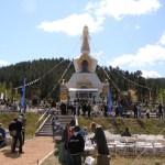 DalaiLama2006GreatStupaOfDharmakayaShambhalaCenterRedFeatherLakesImageTVS
