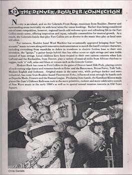TimVanSchmidt1993TheContinuingStory27DenverBoulderConnectionTextTVS