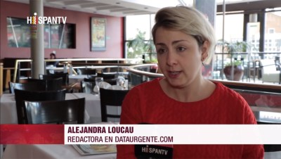 Alejandra Loucau - Hispan TV