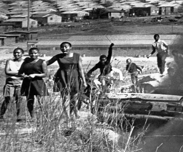 Apartheid África