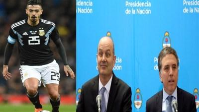 Lanzini Argentina Dujovne