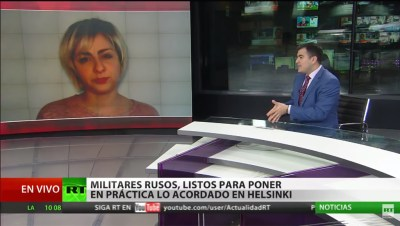 Alejandra Loucau - Análisis - RT actualidad