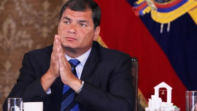 Ecuador Correa