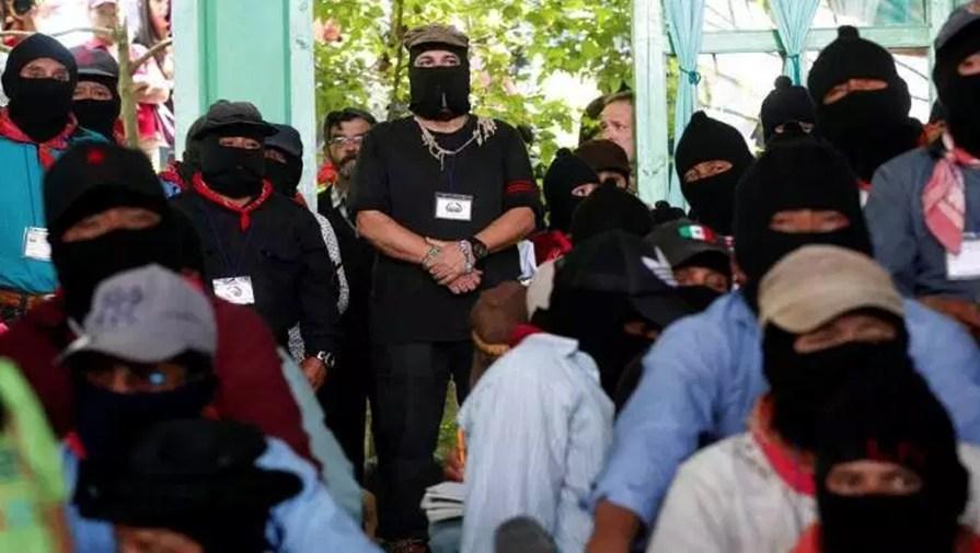Ejercito Zapatista