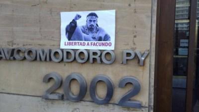 Libertad al Lonko Facundo Jones Huala.