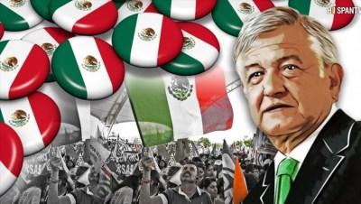 Mexico dijo basta - AMLO