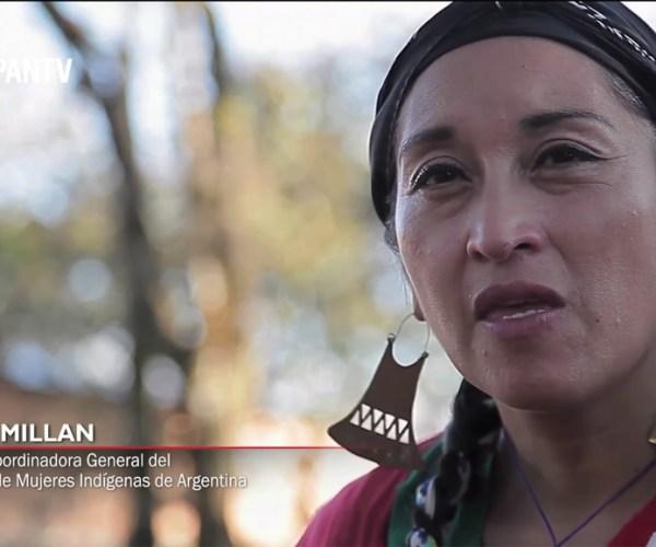 Weichafe Moira Millán - Mapuche