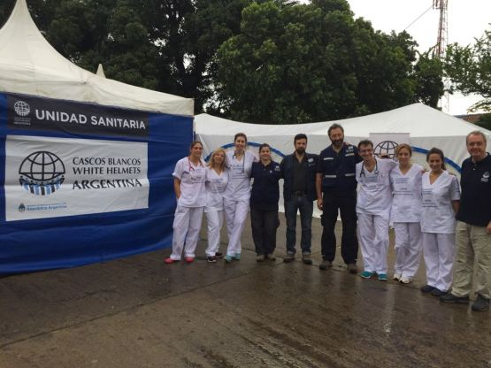 Cascos Blancos - Argentina - Fuente web - Data Urgente