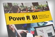 Free eBook – Powe[R] BI: Enhance your Microsoft Power BI Experience with R