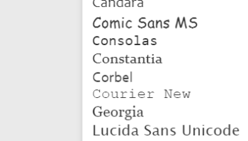 Control (and Expand!) Your Power BI Font Selection with
