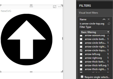 IconFilter