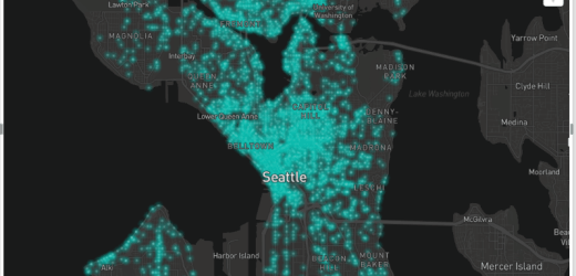 Firefly Cartography in Power BI