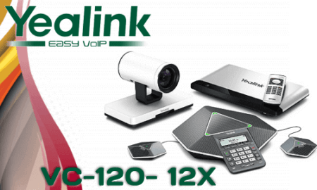 Yealink VC120 Video Conferencing System Dubai