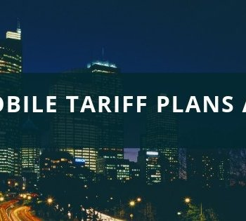 Mobile Tariff Plans API