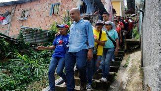 Haiman El Troudi elogia los primeros 100 días del nuevo gobierno bolivariano de Miranda