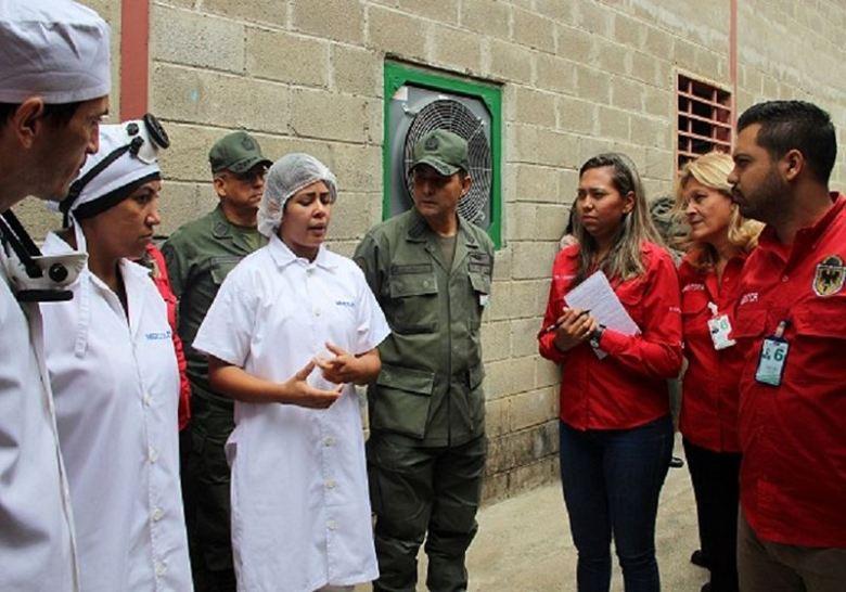 Atahualpa Fernandez Arbulu - Complejo Industrial Tiuna Inspección