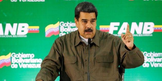 Maduro abre las puertas al FBI