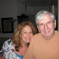 Bobbi Palmer and her Dad
