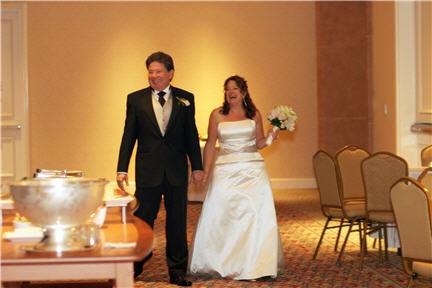 Bobbi Palmer wedding