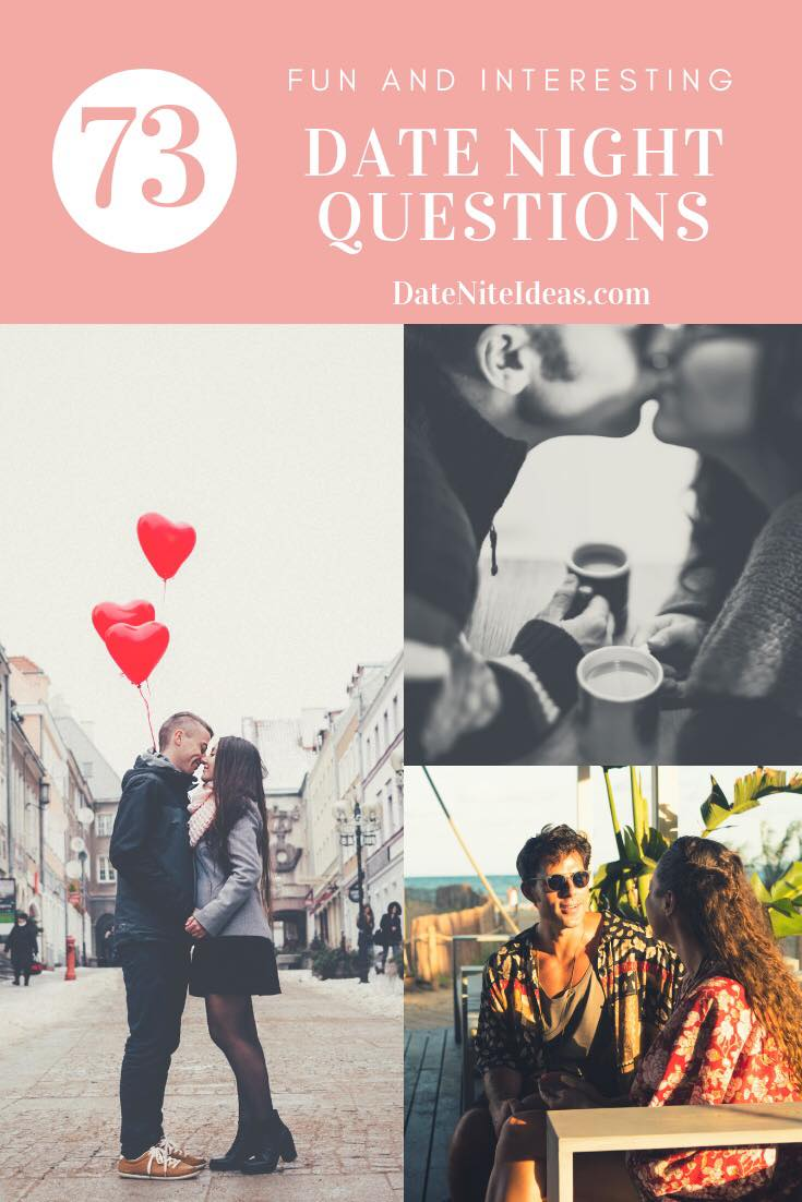 73 Date Night Questions to Break the Awkward Silence and Start a Convo