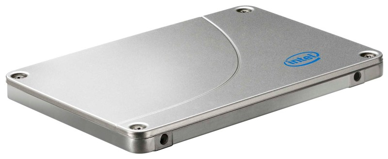 SSD Laufwerk von Intel