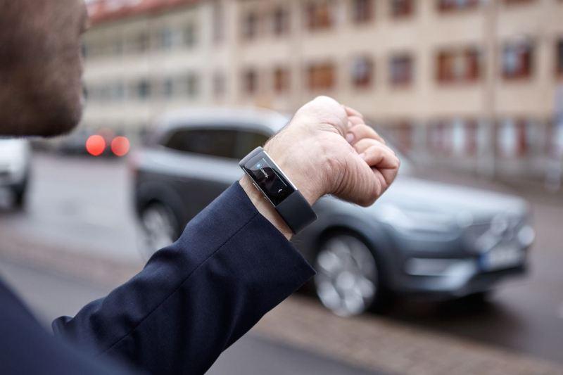 Volvo Microsoft Band 2