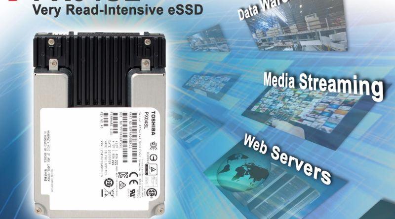 Toshiba PX04SL-Serie Enterprise-SAS-SSD