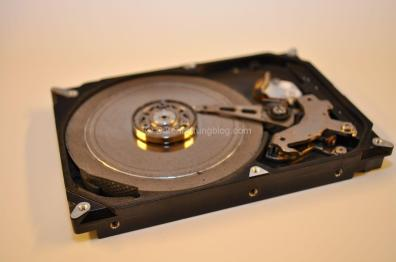 Seagate ST3500418AS - fataler Headcrash