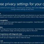Windows 10 mit verbessertem Datenschutz