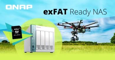 exFAT Treiber für QNAP NAS