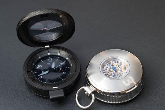 Konzept einer Taschenuhr. Quelle: Samsung