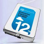 Seagate 12 TB Enterprise Helium HDD